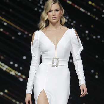 Los Mejores 60 Vestidos Para Boda Civil 2020