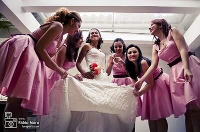 Manual do casamento: como ser uma madrinha ideal