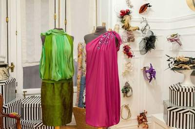 Las 11 mejores tiendas de vestidos de fiesta en Madrid para bodas