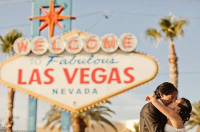 Matrimonio a Las Vegas: un'avventura lunga tutta la vita!