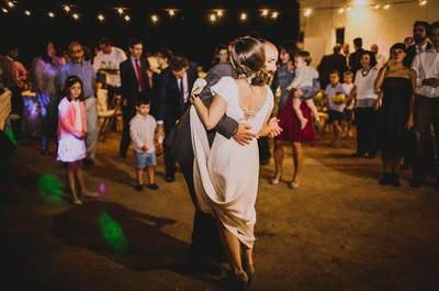 El campo como testigo de nuestro amor: la boda de Arantxa y Jaime