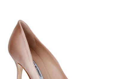 Zapatos de novia Manolo Blahnik 2017. ¡Diseños exclusivos!