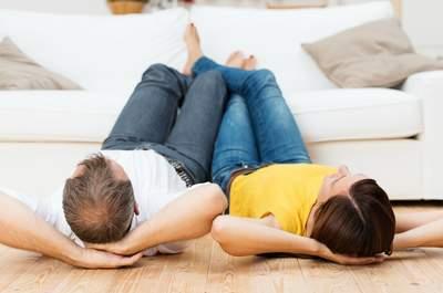 Wie viel Zeit für sich in einer Ehe ist okay?