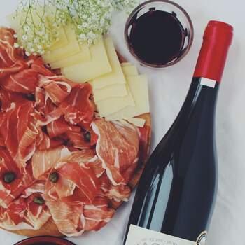 Cena especial para papá a domicilio con su vino preferido
