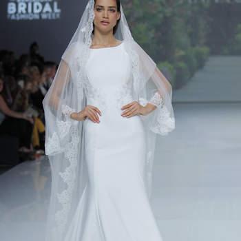 Ana Torres - Credits: Barcelona Bridal Fashion Week