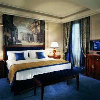 Hotel Principe di Savoia: design e tecnologia