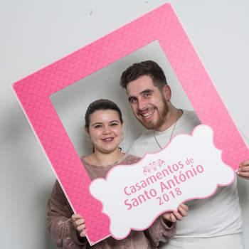 """<p><b>Diana Machado &amp; Bruno Freitas</b><p>Marvila<p>Diana tem 24 anos e é Doméstica; Bruno tem 25 anos e é Vigilante. Vão ter um casamento católico.<p>Enquanto casal, dizem ser muito """"unidos""""."""