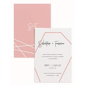 Invitaciones Rosa- Compra en The Wedding Shop