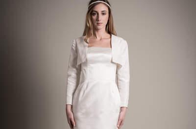 Robes de mariée sur mesure, féminines, gracieuses et élégantes : Au Fil d'Elise