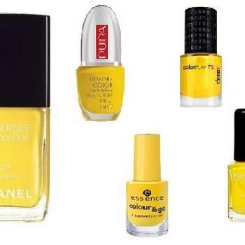 Chanel Le Vernis color Mimosa, Pupa, Debby, Essence e Kiko