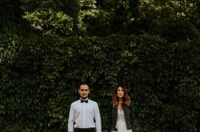 Góralskie wesele na Mazurach Moniki i Huberta. Piękne!