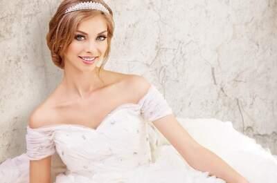 12 лучших свадебных стилистов-визажистов в Санкт-Петербурге!