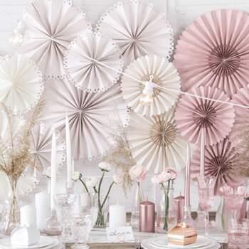 Lumières décoratives fil blanc 10 pièces - The Wedding Shop !