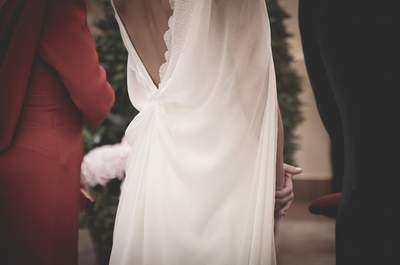 Il mantello per la sposa: l'idea glam che mancava