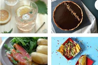 Votre menu de mariage idéal d'après les meilleurs blogueurs culinaires français !
