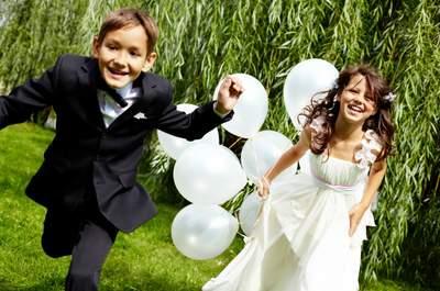Guide für eine kinderfreundliche Hochzeit! So wird Ihre Hochzeitsfeier auch für die kleinen Hochzeitsgäste ein unvergesslicher Tag