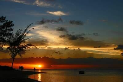 Mariez-vous au paradis, mariez-vous sur l'île Maurice!