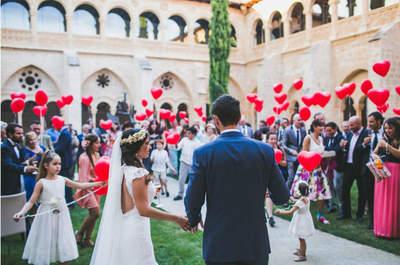 Haz un recorrido por los aspectos esenciales de tu boda a través de los 5 sentidos
