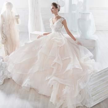 alta costura y diseños exquisitos en los vestidos de novia nicole