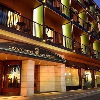 Credits: Grand Hotel San Marino - Italien