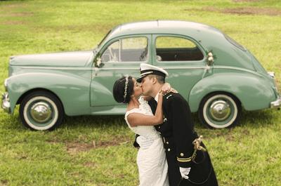 Shilla y Diego tuvieron la boda campestre más hermosa, revive lo mejor de su enlace