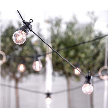 Foto: Guirnalda de bombillas