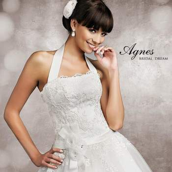 Suknia ślubna 2013 z kolekcji LightMoon Agnes 2013