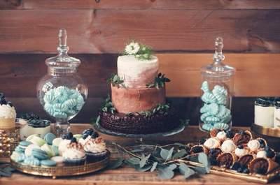 Вишенка на торте: фигурки жениха и невесты - оригинальный финальный штрих!