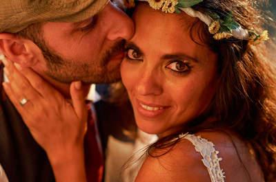 Andreia & Ricardo: a singulariedade de um casal reflectida num casamento exclusivo