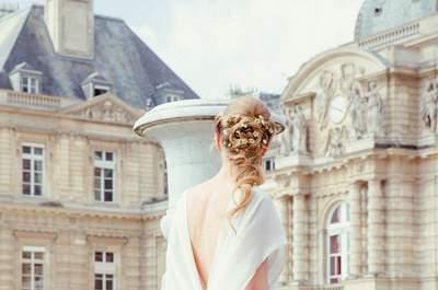 À mariage unique, robe de mariée unique ! Découvrez les créations originales et sur mesure d'Odile Léonard