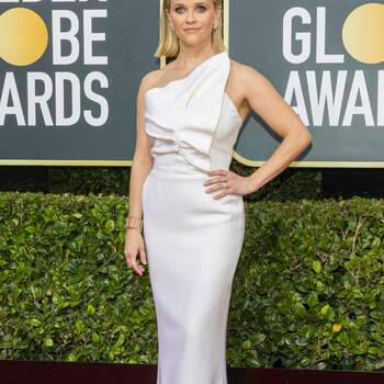 Reese Witherspoon in Roland Mouret. Foto: Cordon Press