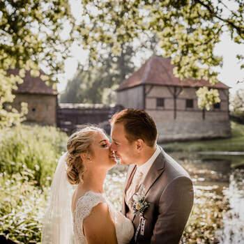 Boerenbonte bruiloft van Jeffrey en Mariëlle | Foto: Joeri Kemp Fotografie