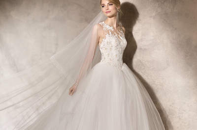 La Sposa 2017 Collection: Wedding Dresses with the Wow Factor