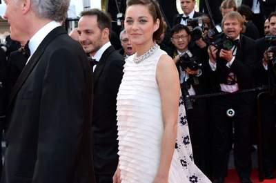Inspiração de vestidos: de Cannes para os casamentos