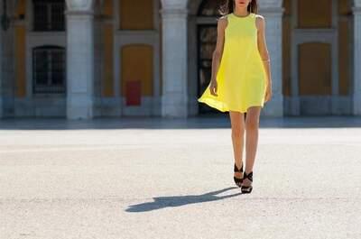 Tendências para convidadas 2013: little colorfull dresses