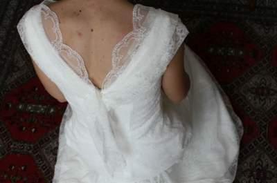 Pascale de Lavernette : des robes de mariée uniques et sur mesure