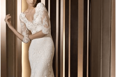 Dicas de vestido de noiva de acordo com as tendências