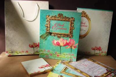 Tips to choose the ideal wedding invitation card