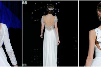50 Brautkleider mit Rückenausschnitt für 2017: Die neuen Favoriten!