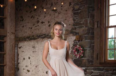 Die heißesten Trends aller Brautkleider in der Sweetheart Kollektion für Herbst und Winter 2017