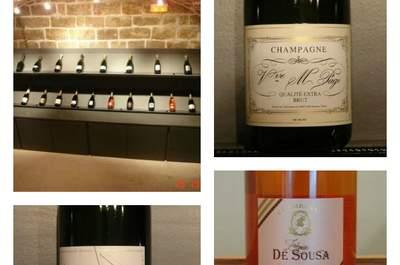 Vin et champagne pour un mariage à Paris: nos 5 bonnes adresses