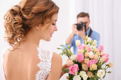 Siete requisitos para encontrar al fotógrafo de tu boda