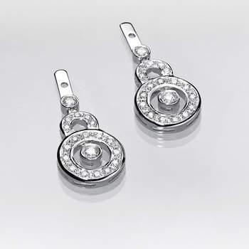 "Otro modelo de apliques de diamantes para pendientes de novia desmontables. Foto: <a title=""Germán Joyero"" href=""http://germanjoyero.com/"" target=""_blank"">Germanjoyero.com</a>"