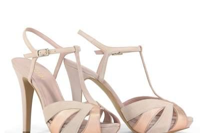 40 chaussures de mariée 2018 à ne pas laisser échapper !