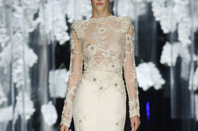 YolanCris presents their romantic and rocker bride style wedding dresses for 2016