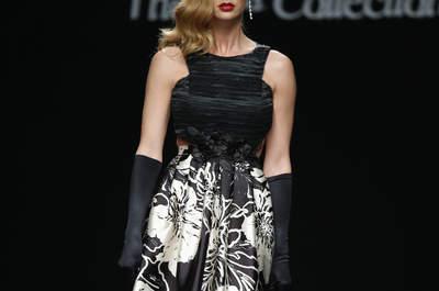 Vestidos de fiesta Sonia Peña 2016, ¡ideales para tu look de invitada!