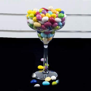 Copa margarita transparente para Candy Bar- Compra en The Wedding Shop