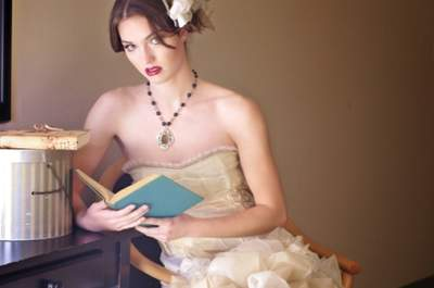 Tendencia de boda en degradado u ombre: vestidos, decoración, pasteles y más