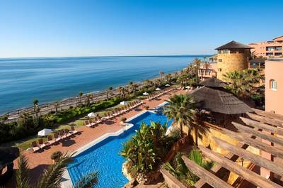 Magia andaluza y brisa marina: románticas bodas en la Costa del Sol
