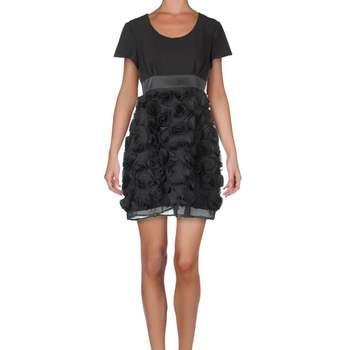 Mini vestido de Simona Barbieri en Yoox.